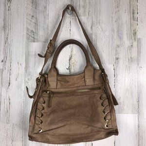 Vince Camuto leather shoulder bag satchel